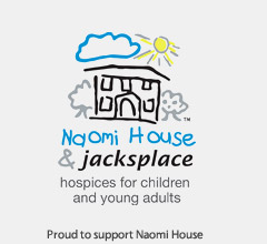 Andover Mini Storage is proud to sponsor Naomi House